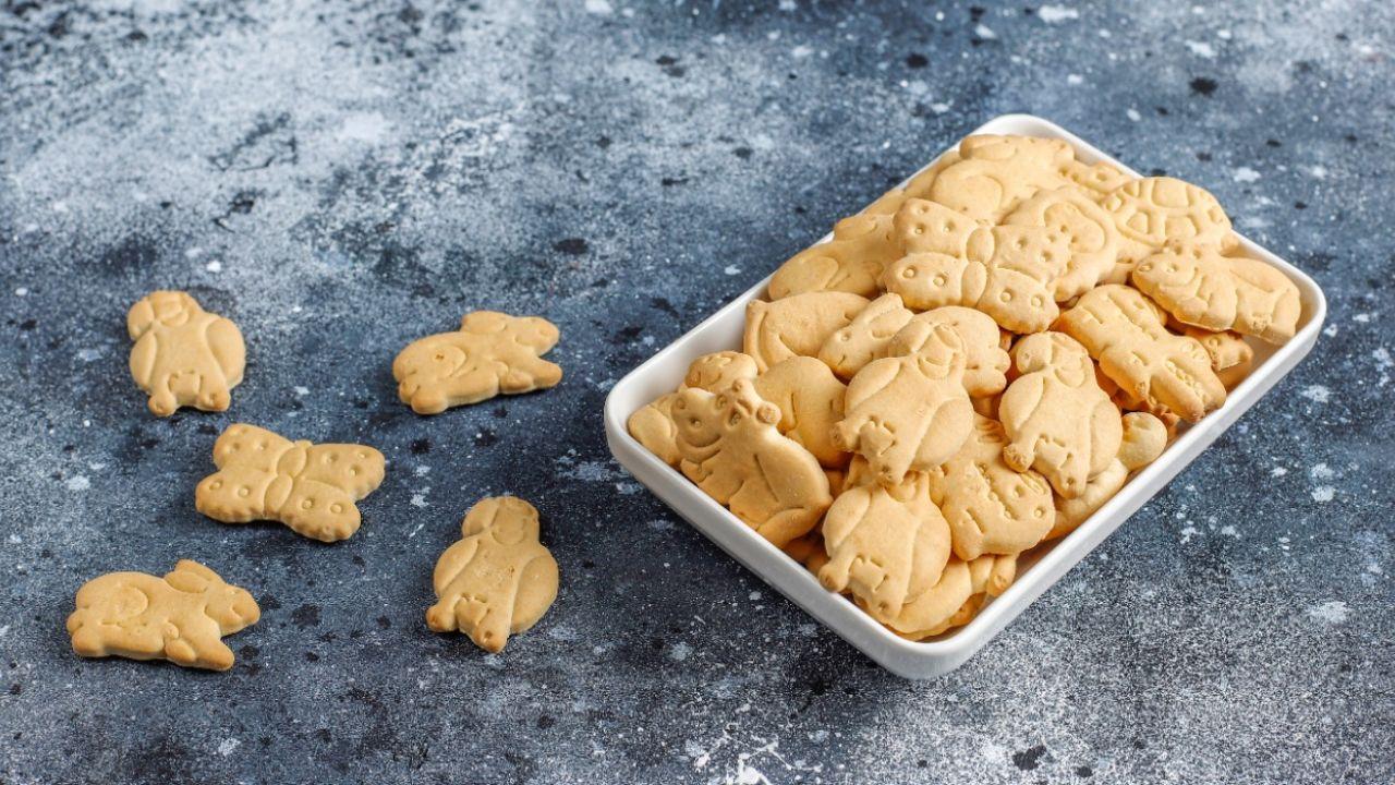 Beneficios de comer galletas de animalitos