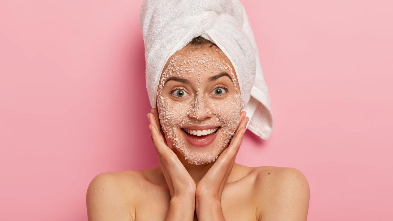 Mascarillas con bicarbonato para la piel
