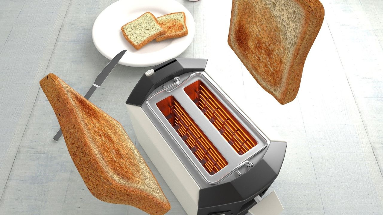Método para lavar tu tostadora fácil y sin accidentes