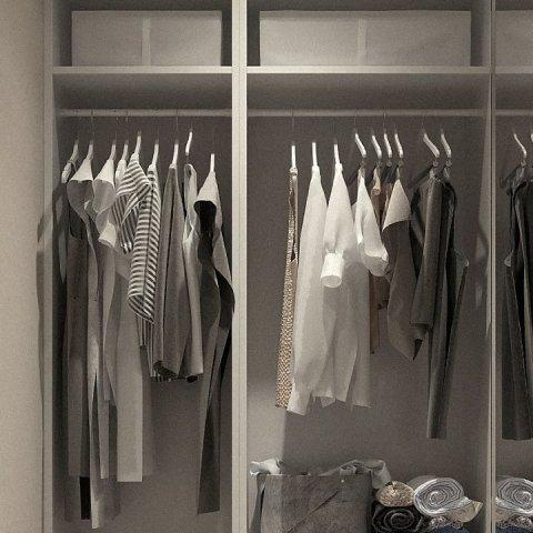 paso a paso para hacer closet