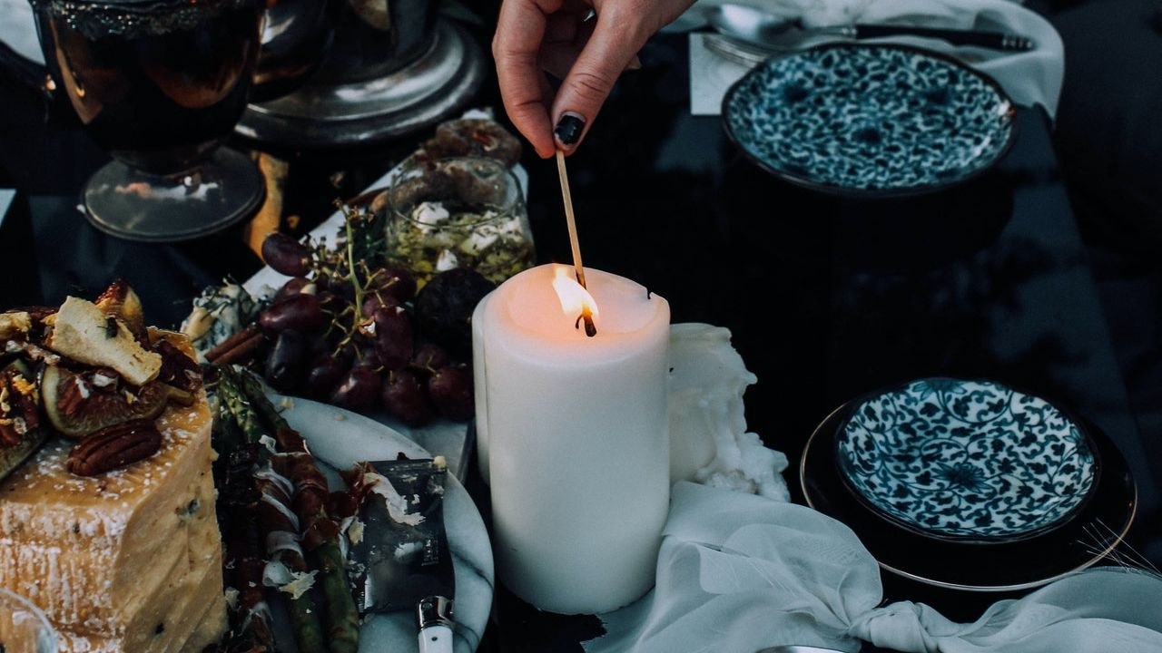 ritual con fósforos llama gemela