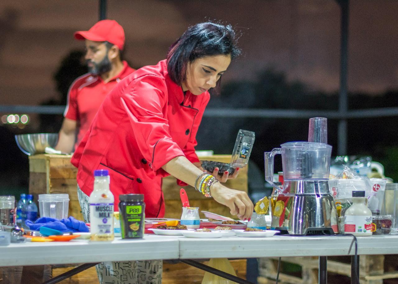mujeres que logran cocina saludable sin complicaciones rosangel koury