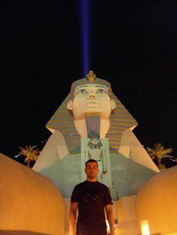 Tutankamon en Las Vegas