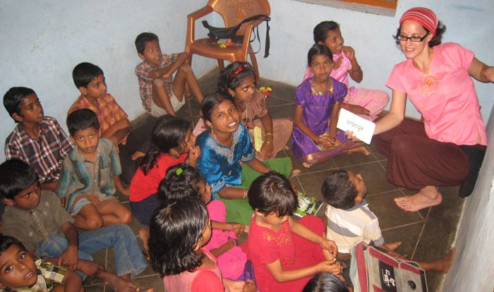 Voluntariado en India