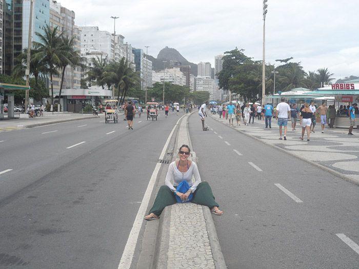 De vuelta a Copacabana