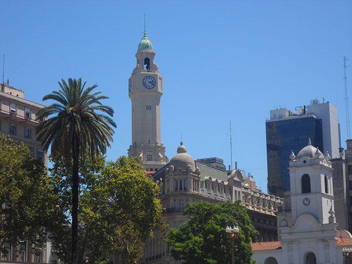 Casco Antiguo de Buenos Aires
