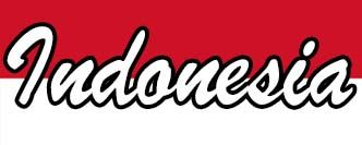 Indonesia bandera