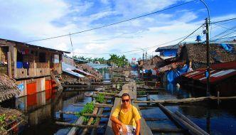 Iquitos, la ciudad del Amazonas