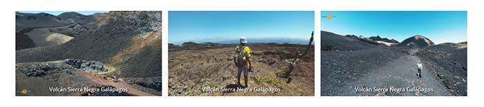 Tour Volcán Sierra Negra barato Galápagos Isabela