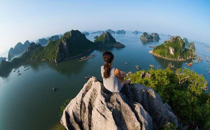 Beneficios de viajar como medicina contra el estrés