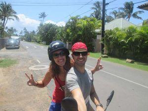 La motiyo cambió nuestra vida en Maui ;)