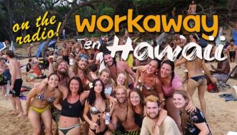 Workaway en Hawaii