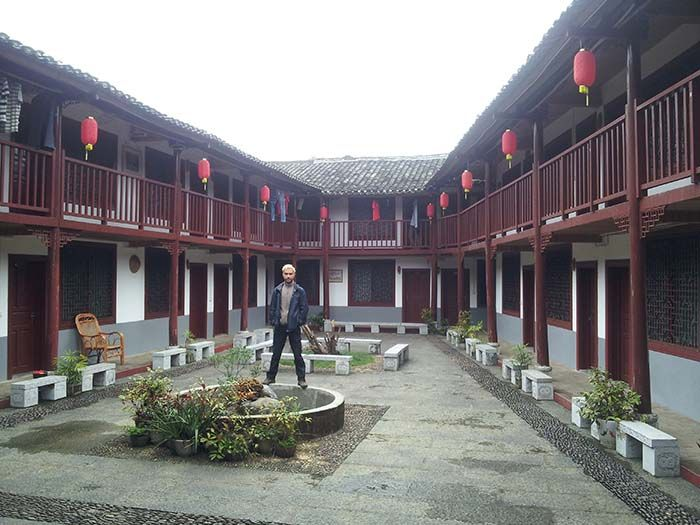 Yangshuo Dahutong Traditional Courtyard