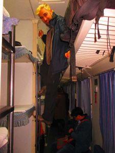Tren litera de Xian a Pingyao