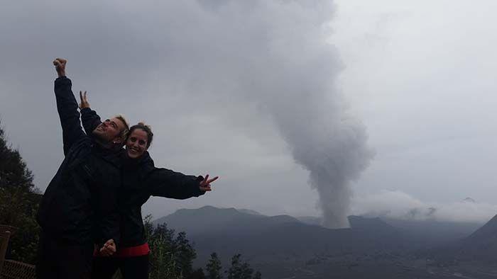 Volcán Bromo Java Indonesia