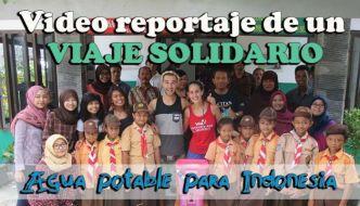 Vídeo reportaje de un viaje solidario