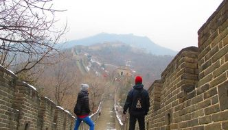 Gran Muralla China desde Mutianyu, Pekín