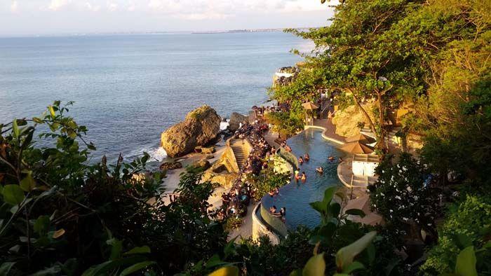 Rock Bar, en Jimbaran, Bali