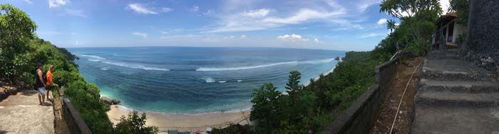 Padang Padang, Uluwatu. Bali