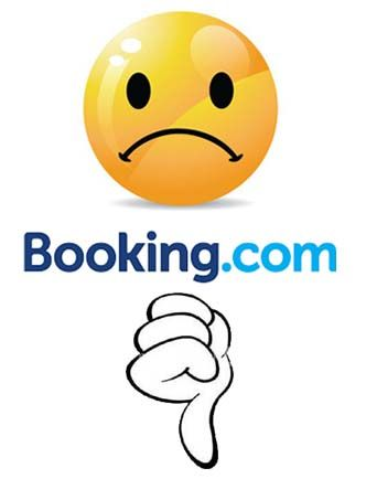 puntos debiles booking