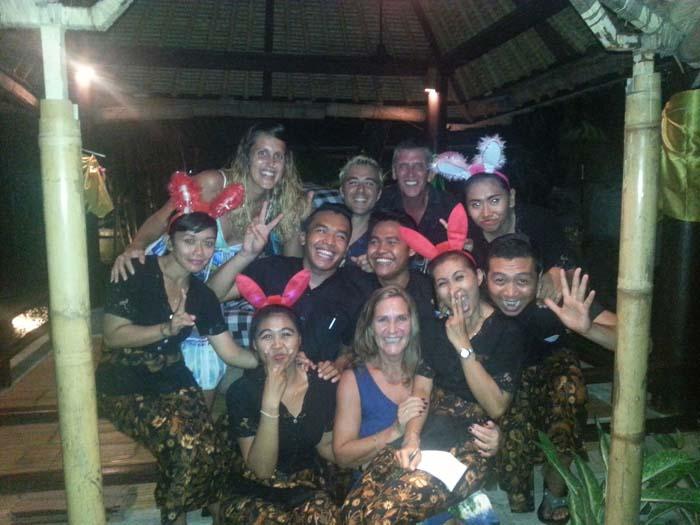 Kori Restaurant en Kuta, Bali