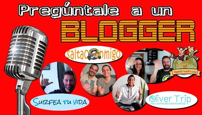 Pregúntale a un Blogger
