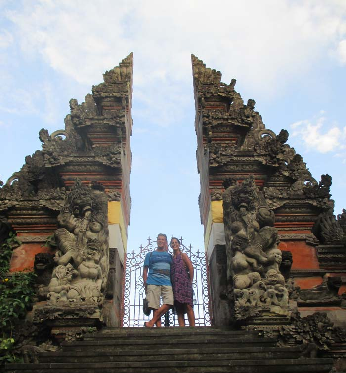 Templo Pura Dalem Puri, Ubud, Bali