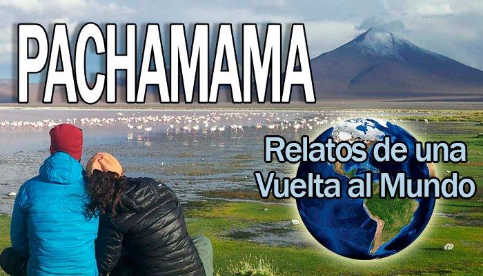 vuelta al mundo en Sudamérica