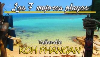 las 7 mejores playas de Tailandia Koh Phangan