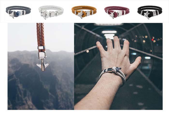 Livingstone bracelets Pulsera viajera regalo original para viajeros