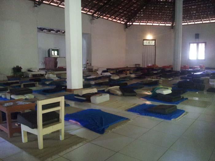 Retiro de Meditación Vipassana en Kany, Sri Lanka