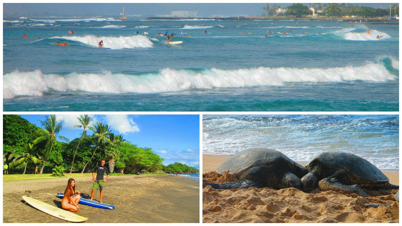 Mejores playas del mundo para aprender a surfear