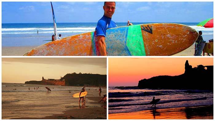 Las mejores playas del mundo para aprender a surfear