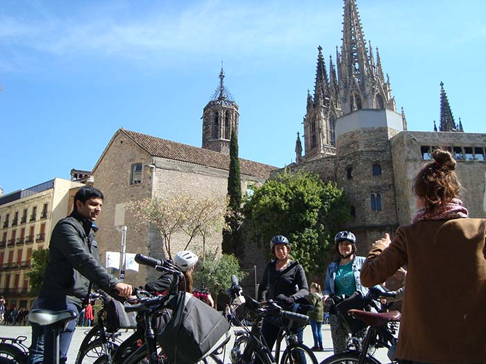 Barcelona Bici eléctrica 8