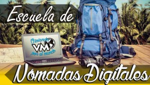 Escuela de Digital Nomads. Los mejores cursos de marketing online