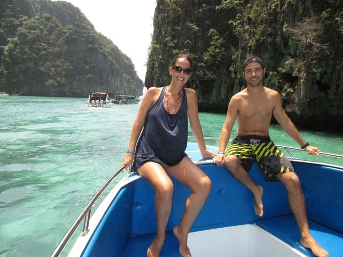 La Lagoon Koh Phi Phi Tailandia