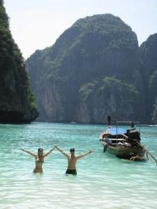 Maya beach Koh Phi Phi Tailandia