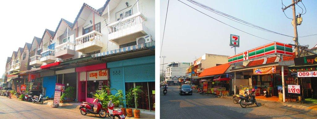 nuestro barrio en chiang mai