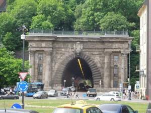 Ruta por Budapest día 1