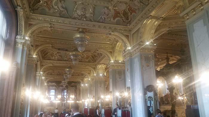 New York Café de Budapest