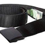 Cinturón viaje antirrobo con bolsillo secreto por dinero