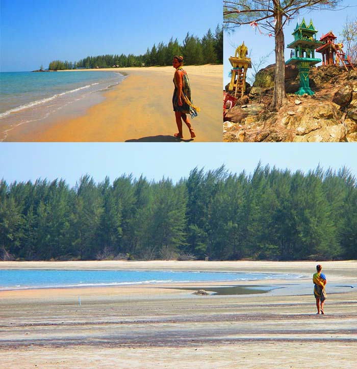 Bahía Phra Thong - Moken Village Area
