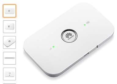 Mifi Wifi de viaje portatil