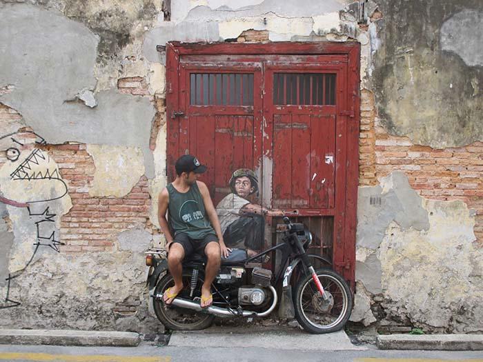 Arte callejero en Georgetown (6)