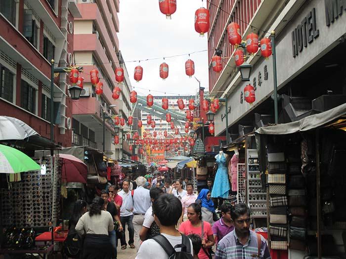 Chinatown Kuala Lumpur Viviendoporelmundo