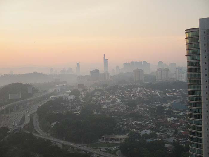 El tiempo en Kuala Lumpur Viviendoporelmundo