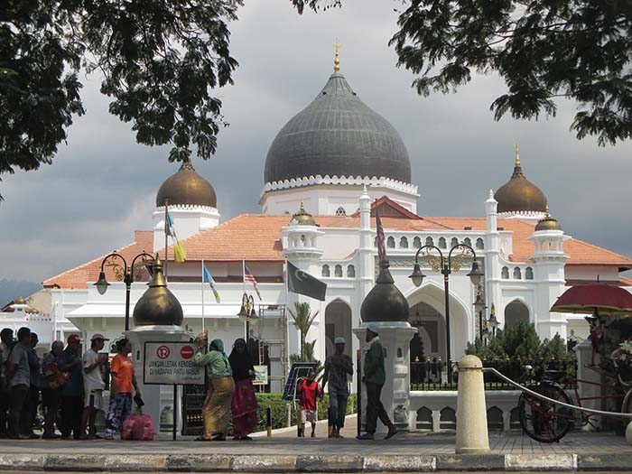 Mezquita Kapitan Keling Penang