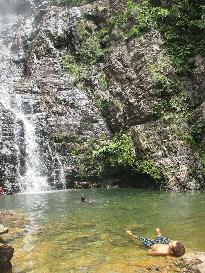 Air Terjun Temurun en Langkawi por Viviendoporelmundo