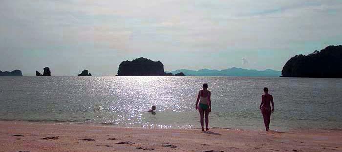 Playa Tanjung Rhu Beach Langkawi Viviendoporelmundo