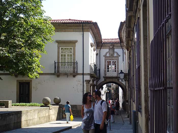 Viviendoporelmundo Rua de Santa María